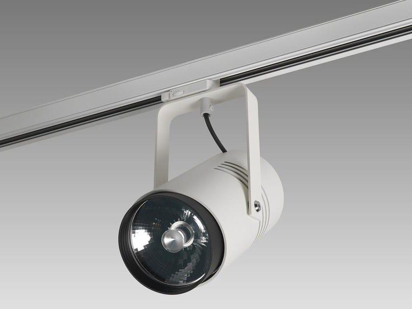 Illuminazione a binario a LED in metallo MOOOD by Orbit