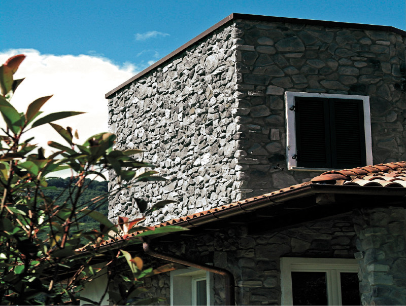 Artificial stone finish MORENICO P74 by GEOPIETRA®