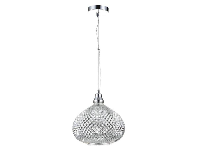 Glass pendant lamp MORENO | Glass pendant lamp by MAYTONI