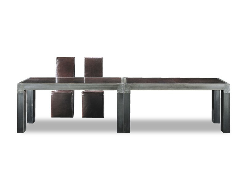 Rectangular table MORFEO by BAXTER
