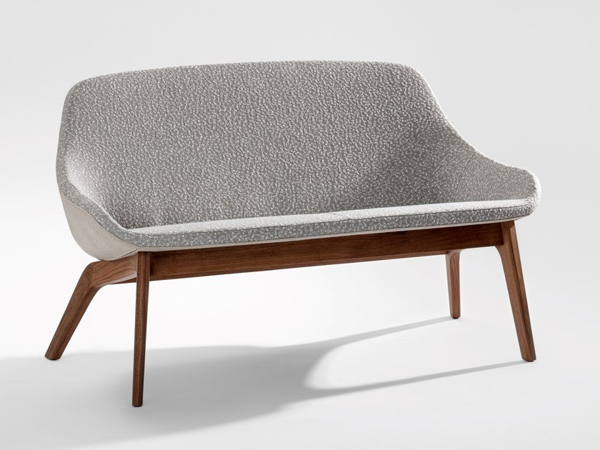 Petit canapé MORPH DUO LOUNGE by ZEITRAUM