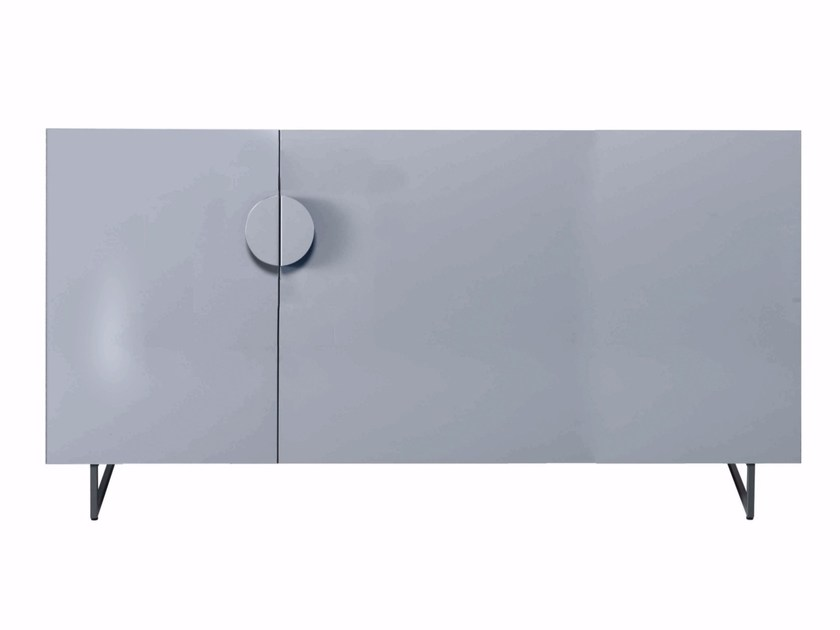 Steel sideboard with doors MORRISON by AZEA