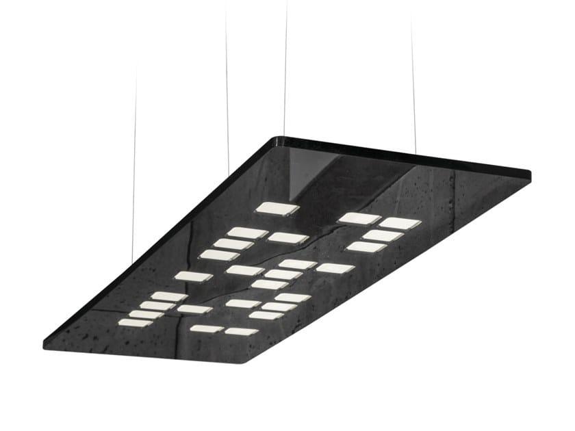 LED pendant lamp MOSAIC by LUG Light Factory