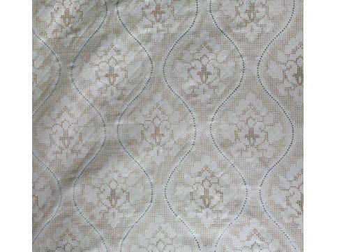Damask silk fabric for curtains MOSAIC SILK by Aldeco