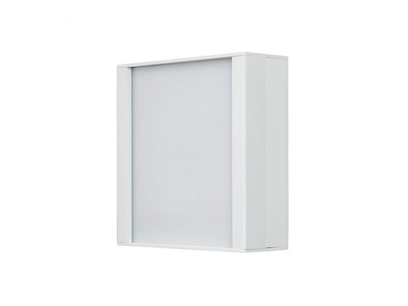 LED PMMA wall light MOSAICO | LED wall light by ENGI