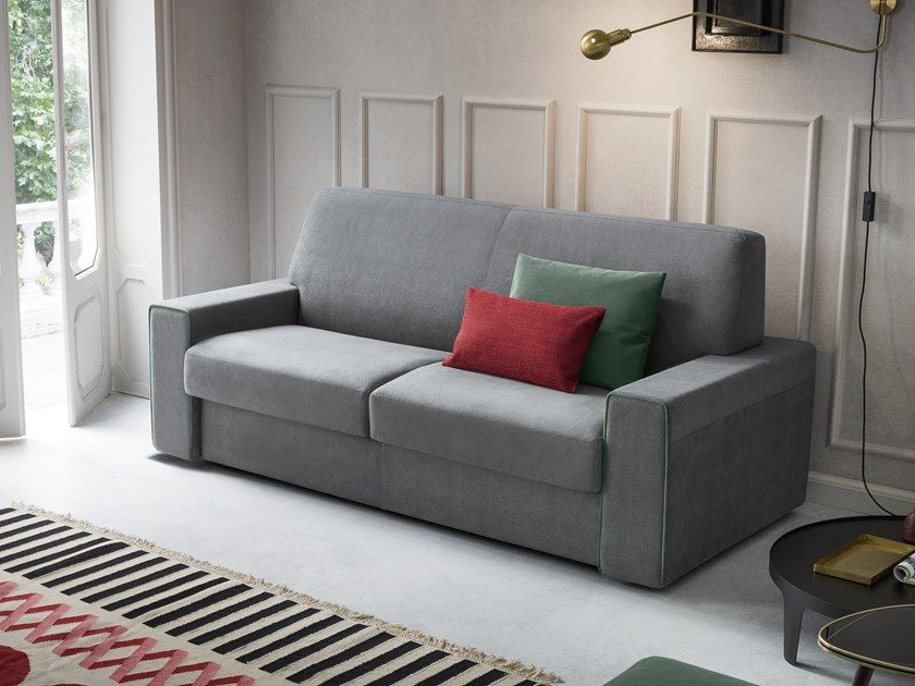 3 seater fabric sofa bed MOSLEY by Felis