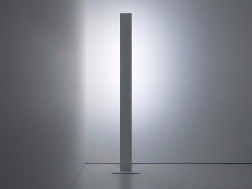 Fluorescent RGB floor lamp MOVIE by DAVIDE GROPPI