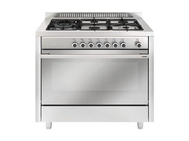Steel cooker MQ1644VI | Cooker by Glem Gas
