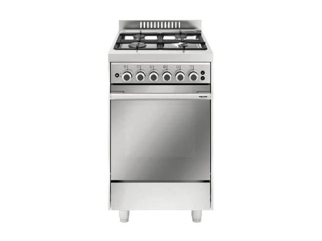 Steel cooker MQ5611RI | Cooker by Glem Gas
