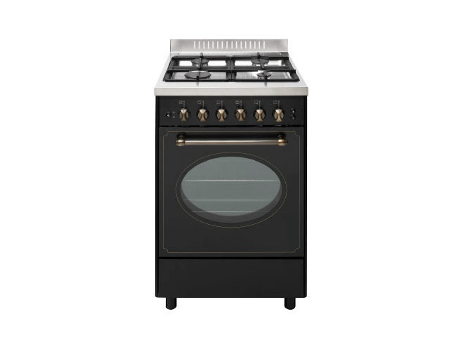 Steel cooker MQ5611RR | Cooker by Glem Gas