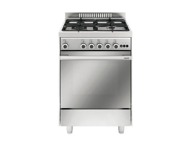 Steel cooker MQ6613RI   Cooker by Glem Gas