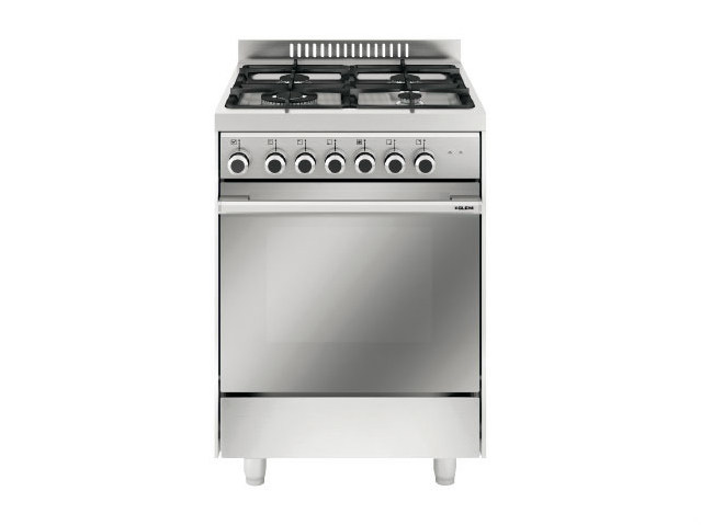 Steel cooker MQ6613VI | Cooker by Glem Gas
