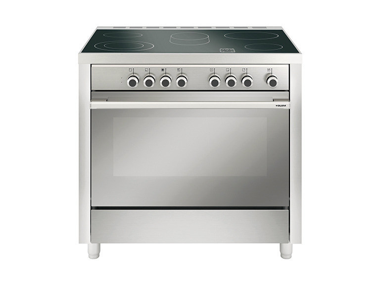 Steel cooker MQB624VI   Cooker by Glem Gas