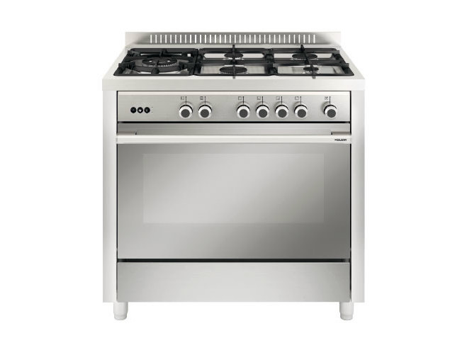 Steel cooker MQB644VI | Cooker by Glem Gas