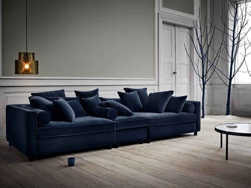 mr big 5 seater sofa by bolia design says who design. Black Bedroom Furniture Sets. Home Design Ideas