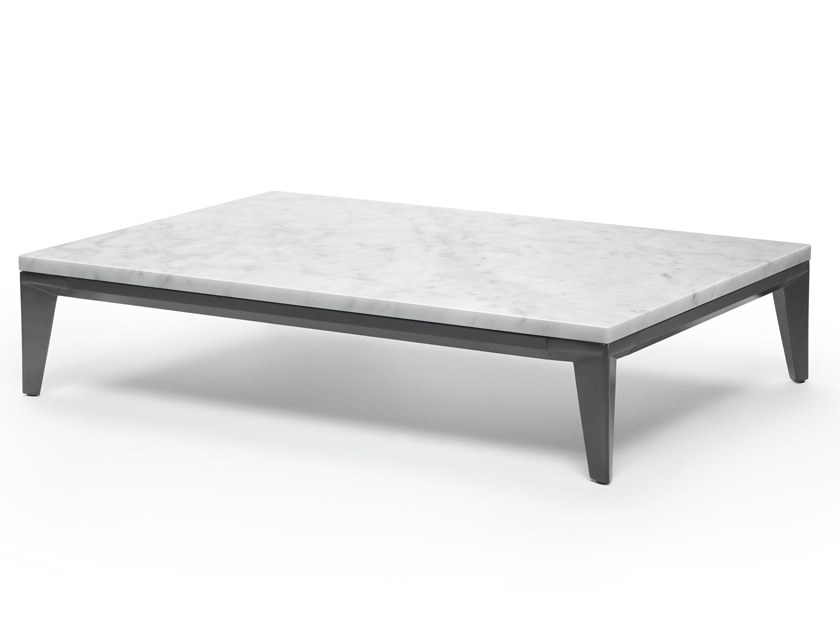 Marble coffee table MR. WILDE | Coffee table by Mood by Flexform