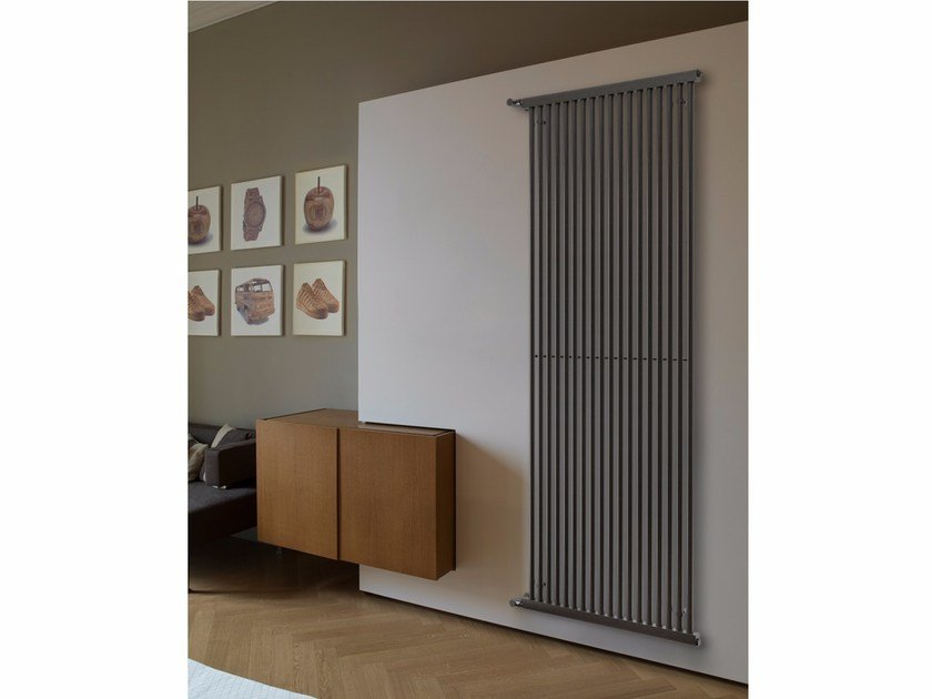 Wall-mounted steel radiator MTS by K8 Radiatori