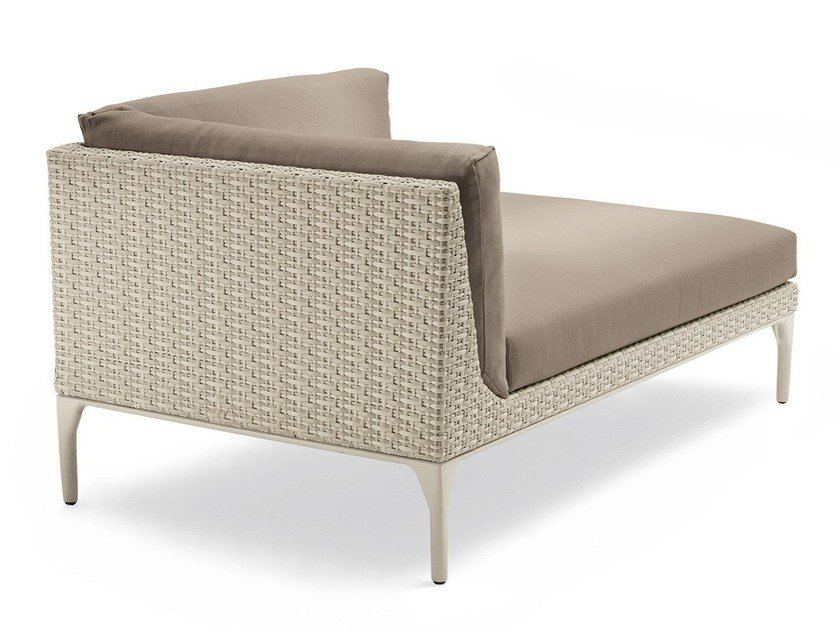 Batyline® day bed / garden daybed MU | Day bed by Dedon