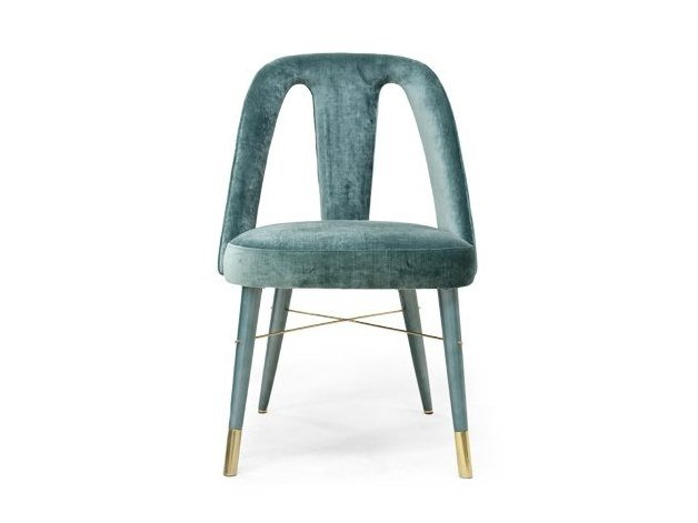 Upholstered chair MULLIGAN | Chair by Duquesa & Malvada