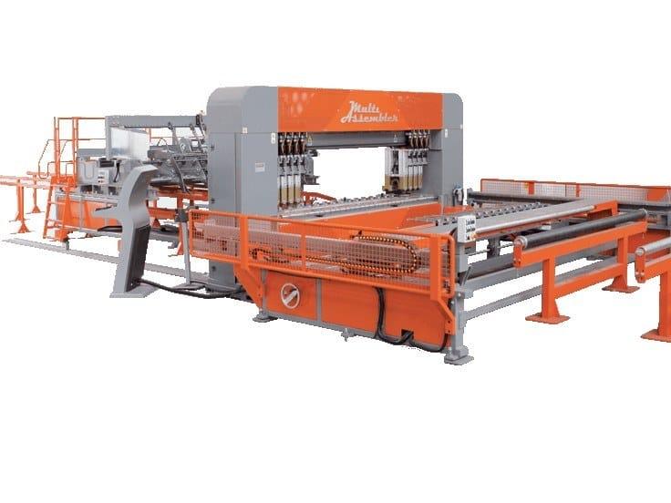 Mesh welding machine MULTI ASSEMBLER by SCHNELL