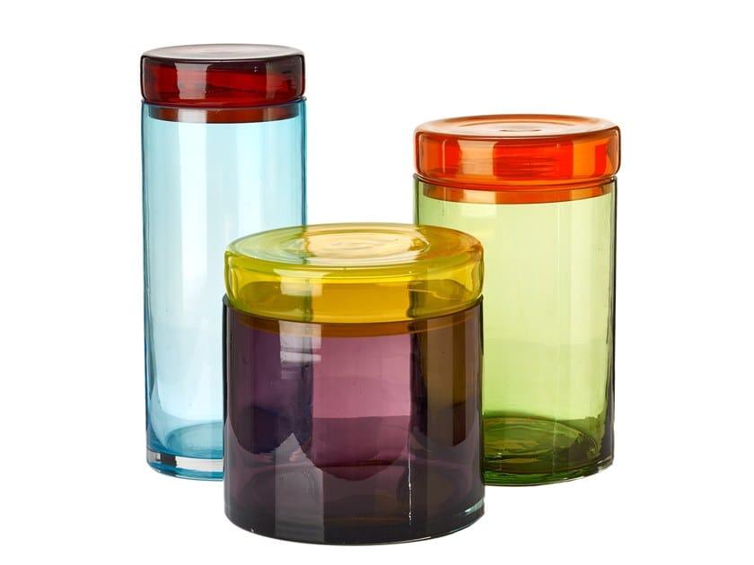 Contenitore per alimenti in vetro MULTI | Contenitore per alimenti by Pols Potten