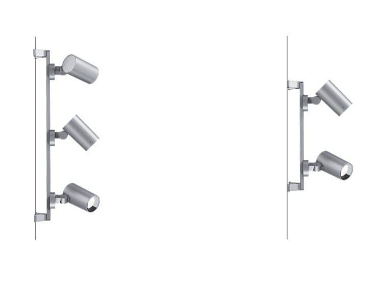 Proiettore per esterno a LED orientabile in alluminio pressofuso MULTI PALCO INOUT by iGuzzini