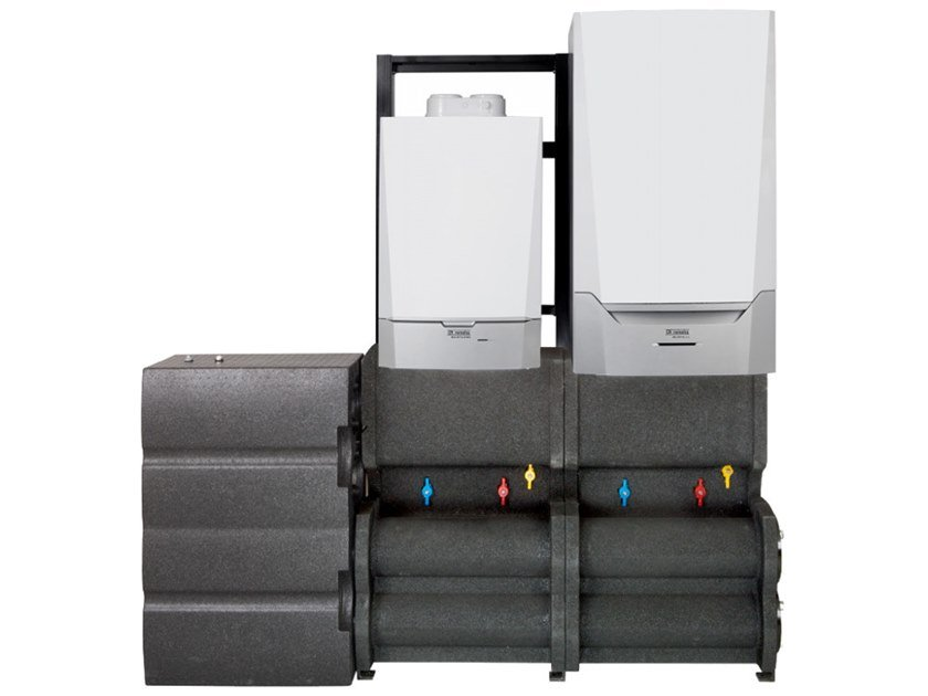 Wall-mounted condensation boiler MULTI-RE FOR QUINTA PRO AND QUINTA ACE by REVIS