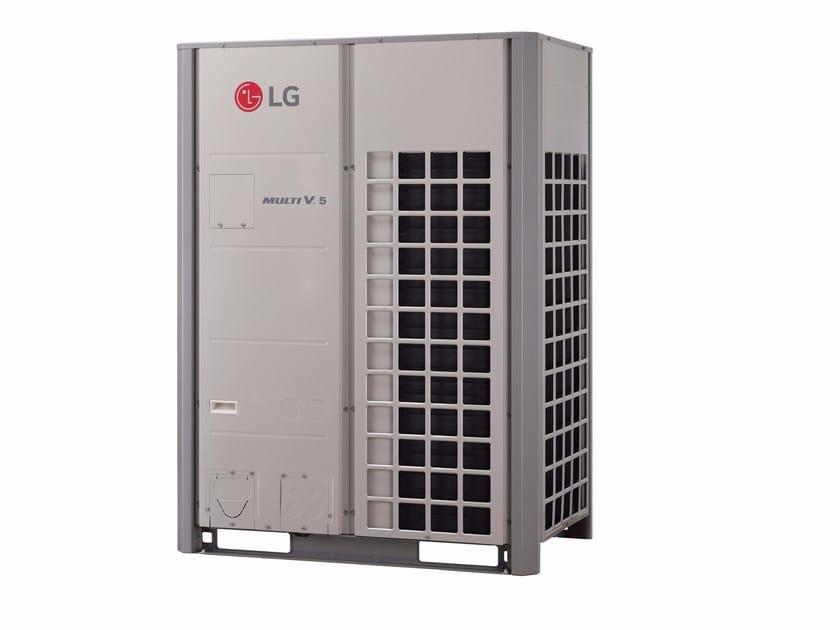Bomba de calor ar/ar MULTI V 5 | Bomba de calor by LG Electronics