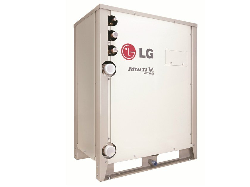 Air to water Heat pump MULTI V WATER IV | Air to water Heat pump by LG Electronics