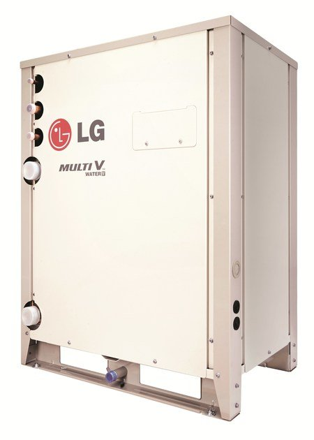 Heat recovery unit MULTI V WATER IV | Recupero di calore by LG Electronics