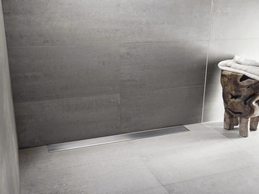 Shower channel MULTI WALL ZERO-6 by ESS Easy Drain