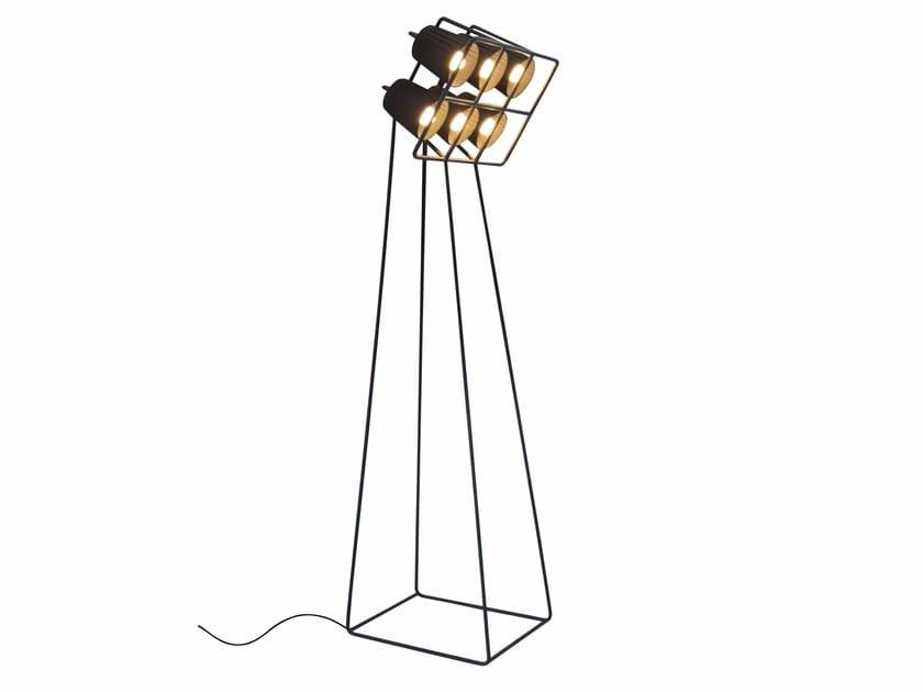 Floor lamp MULTILAMP | Floor lamp by Seletti