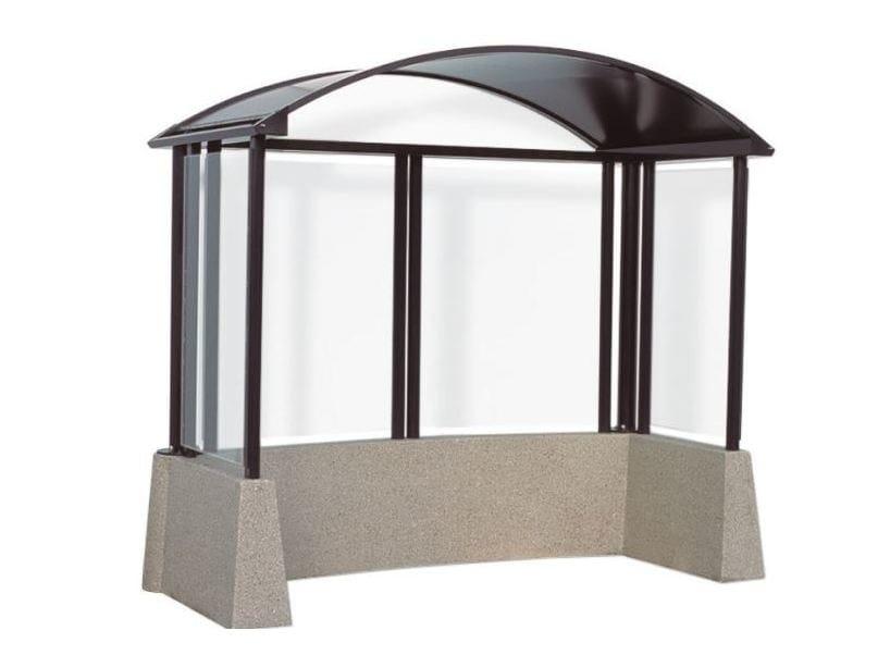 Porch for bus stop MULTILINE | Porch by Bellitalia