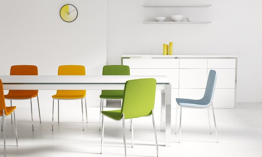 Extending kitchen table MULTIPLA | Extending table by CANCIO
