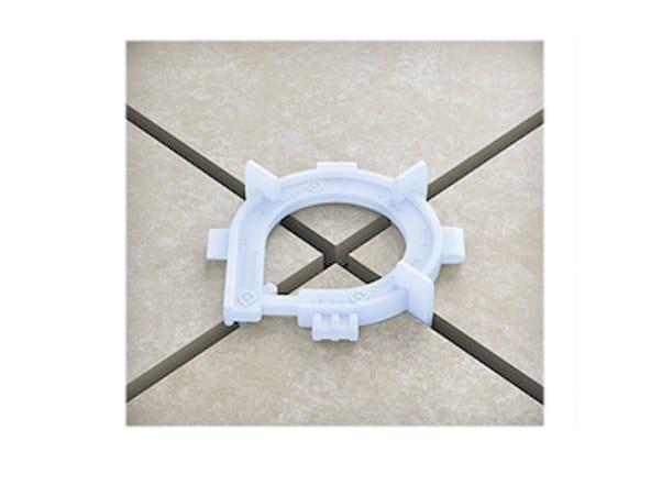 Flooring spacer MULTISPACER by PROGRESS PROFILES