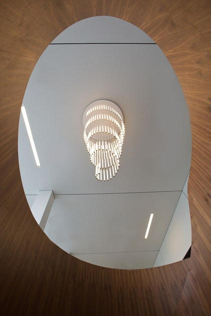 ToobyLampada Diretta Borosilicato In Fabbian Sospensione Vetro Luce Multispot A rdCxBoe