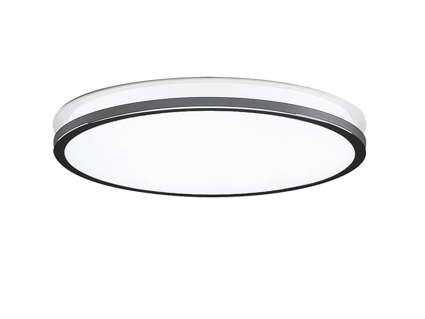 LED recessed ceiling lamp MUNKEGAARD by Louis Poulsen