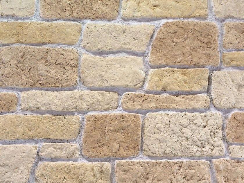 Rivestimenti di facciata in pietra artificiale rivestimenti per