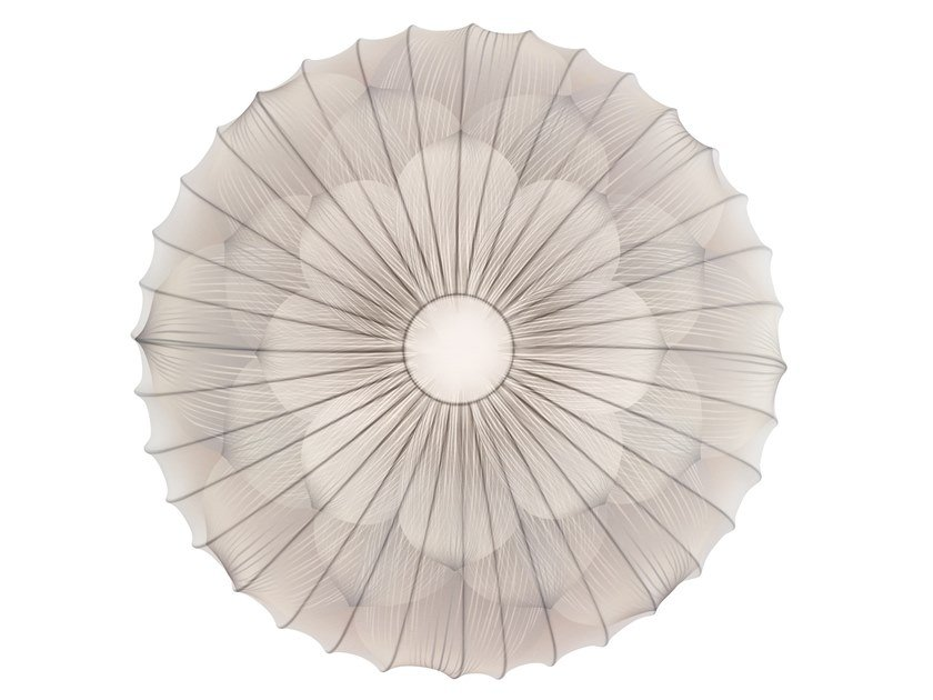 Fabric ceiling lamp MUSE   Ceiling lamp by AXOLIGHT