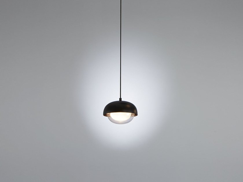 Direct light metal pendant lamp MUSE | Direct light pendant lamp by Tooy