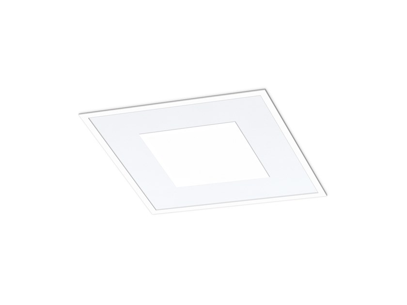 LED recessed ceiling lamp MUSER LED by INDELAGUE | ROXO Lighting