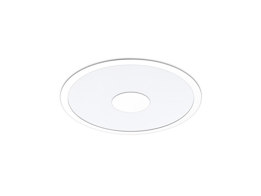 LED recessed ceiling lamp MUSER RING LED by INDELAGUE | ROXO Lighting