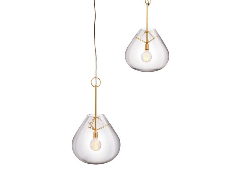 Pendant lamp MUSH   Pendant lamp by Sollos