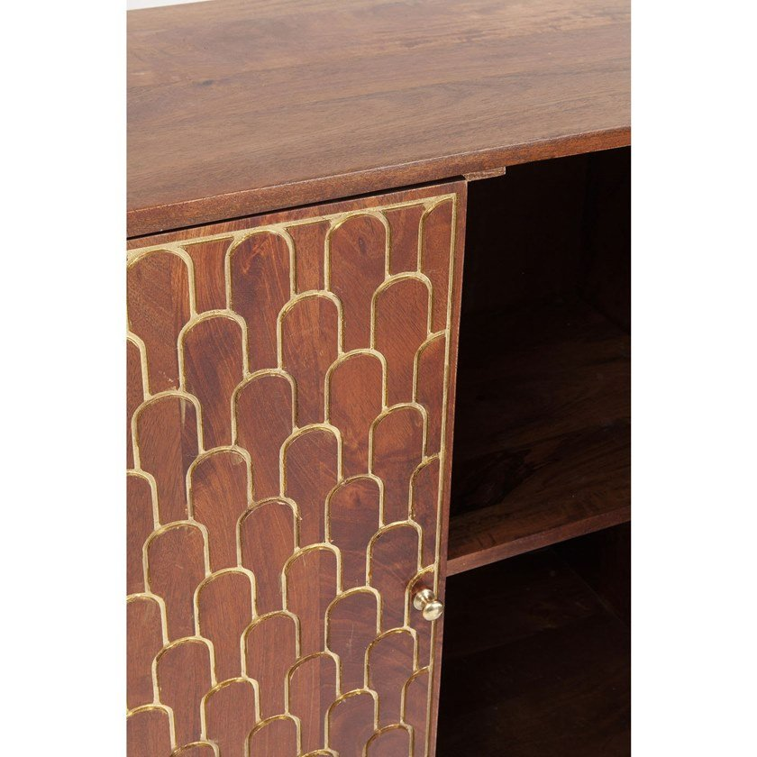 In MuskatCredenza Massello Legno Kare design vnwm0ON8