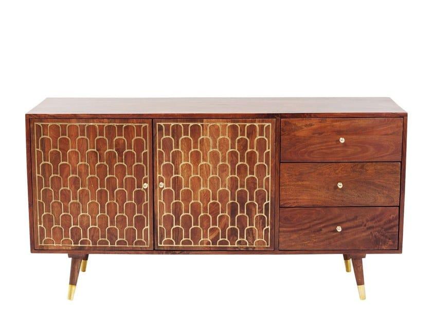 Solid wood sideboard MUSKAT | Sideboard by KARE-DESIGN