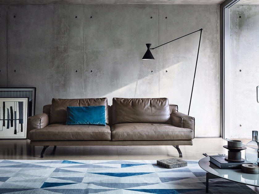 MUSTIQUE | Leather sofa