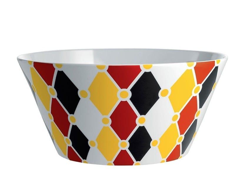 Ceramic materials salad bowl MW59 | Salad bowl by Alessi