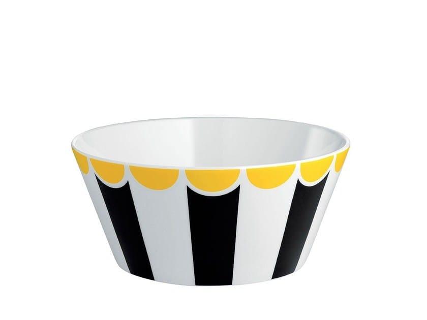 Porcelain serving bowl MW60 | Serving bowl by Alessi