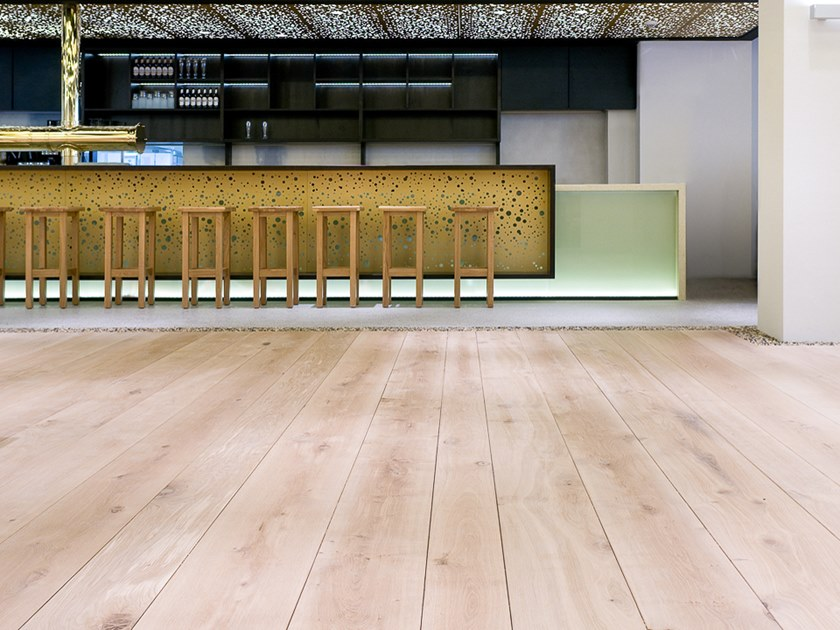 Oak floorboards MXD - OAK by pur natur