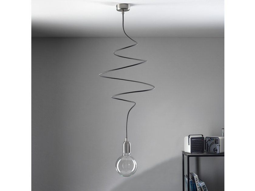 Direct light pendant lamp MY FLEX by GI Gambarelli